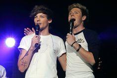 Louis Tomlinson, Niall Horan