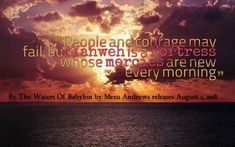 #ByTheWatersOfBabylon by Mesu Andrews