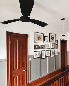 Ceiling Fan, Evolution, Gallery Wall, Farmhouse, Space, Instagram, Home Decor, Floor Space, Decoration Home