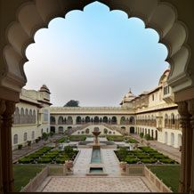 Traditional Hotel -  Overview of Rambagh Palace Jaipur | Taj Hotels