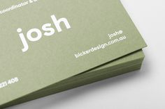 Bicker is an interior design studio specialising in creating thoughtfully considered, relaxed and liveable spaces in both the hospitality and residential spheres. Self Branding, Corporate Branding, Corporate Design, Personal Branding, Logo Branding, Personal Logo, Personal Cards Design, Identity Design, Visual Identity