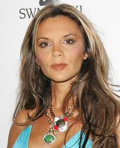 A History in Eyebrows: See the Most Popular Brow Shapes Through the Decades - 2000s: Victoria Beckham  - from InStyle.com