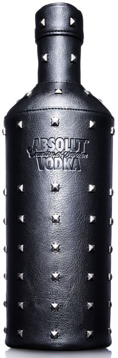 Absolut Rock Edition – Leather & Studs