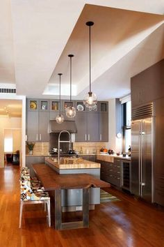 Loving This Kitchen With Island Bench Breakfast Bar Combo Is The Exact Feature For