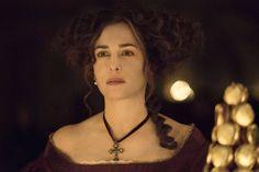 Amira Casar as Béatrice de Lorraine in Versailles (TV Series, 2015). Promotional Pictures Saison 1