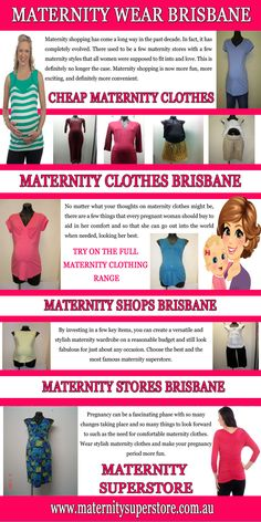 Browse this site http://maternitysuperstore.com.au for more information on Maternity Wear Brisbane.