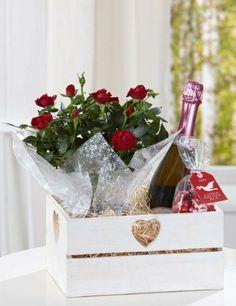 Valentine's Day Hamper-Marks & Spencer