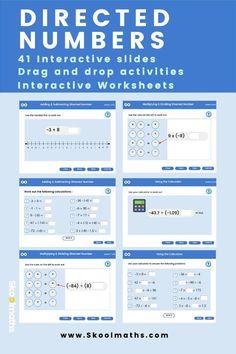 17 best New GCSE Maths Topic Resources images | Gcse math, New gcse