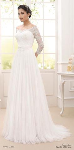 Novia D'Art Bridal 2016 Wedding Dress