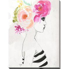 FramedArt.com By Jodi 'Juliana' Giclee Print Wall Art (24 in. x 36 in. x 1.5 in.)