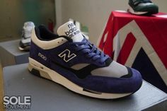 New Balance - Fall 2012 Preview