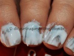 Ela põe creme dental nas unhas, o motivo é brilhante e o resultado fantástico! - Dicas e Truques Online