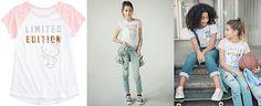 Hello Kitty Limited Edition T-Shirt, Big Girls (7-16)