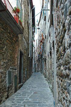 Corniglia - La Spezia