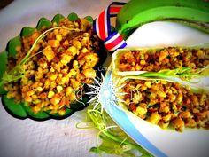 Cocina Costarricense: picadillo de banano verde