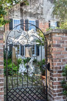 Iron Gate Of Charleston My Photographs Pinterest