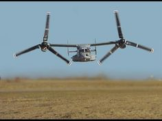 ▶ ONE OF A KIND US Military V 22 Osprey Tiltrotor Aircraft - YouTube