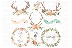 Wedding Clipart - Illustrations - 1