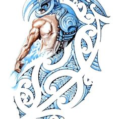 Showcasing the Art of New Zealand Contemporary Maori Artist Rongo Tangatake Tuhura God Tattoos, Weird Tattoos, Maori Tattoos, Maori Tattoo Designs, Nz Art, Marquesan Tattoos, Maori Art, Kiwiana, Guitar Art