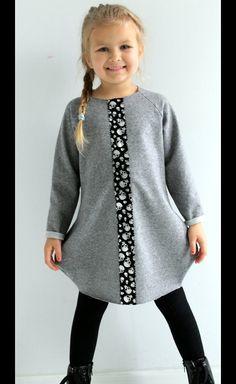 sukieneczka z czaszkami:) - puszek-ciuszek - Ubranka dla dzieci