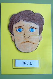 puzzle de les emocions Emotions Activities, Preschool Activities, Coping Skills, Social Skills, Teaching French, Teaching English, Gestalt Therapy, Educational Assistant, Deaf Children