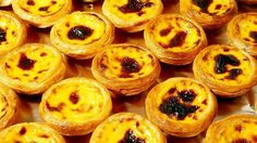 This is a delicious recipe for the Macau Po Egg Tart, a famous Portuguese style egg tart pastry from Macau.