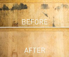 Removing Black Stains in Wood Furniture With Oxalic Acid