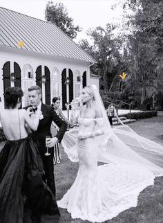 Justin Bieber, Hayley Bieber, Justin Love, Justin Hailey, Elegant Wedding Dress, Wedding Dresses, Perfect Wedding, Dream Wedding, Classy Aesthetic