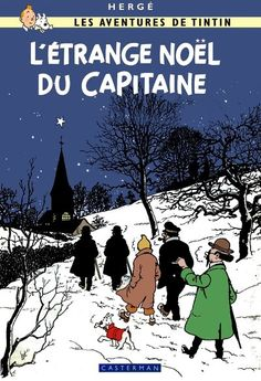 "EEEEEEeeee... Connais-pas!!!! -  Tintin : L""etrange Noel du capitaine by *Bispro on deviantART"