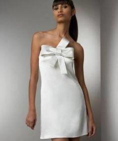 Маленькая грудь платье
