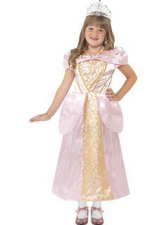 Costume Princesse Aurore Pour Fille