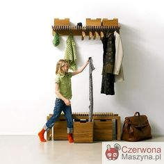 The Cutter Wardrobe is an all-in-one solution with hat shelf, hanger stand and hooks. Bench With Storage, Storage Boxes, Teak, Hat Shelf, Dressing Room Closet, Hanger Stand, Easy Diy Christmas Gifts, Hardwood Furniture, Modern Furniture