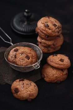 Cookies tout chocolat4 BEST CHOCOLATE CHIP COOKIES EVER