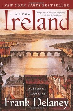 May be my second favorite novel ever. I love the fictional story set in the historic context of Ireland. I have read it many times.