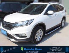 https://flic.kr/p/Nwu6fk | Congratulations Bob on your #Honda #CR-V from Alec Marlow at Honda Cars of Rockwall! | deliverymaxx.com/DealerReviews.aspx?DealerCode=VSDF