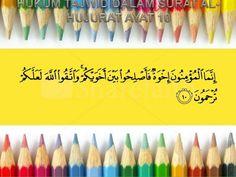 Diriwayatkan oleh Sa'id  bin Mansur dan Ibnu Jarir  dari Abi Malik bahwasanya  ada dua orang dari kaum  Ansar yang berseli...