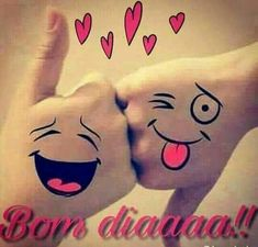 Bom dia Love Wallpaper For Mobile, Heart Wallpaper, Iphone Wallpaper, Funny Wallpapers, Love Messages, Betty Boop, Smiley, Good Morning, Love Quotes
