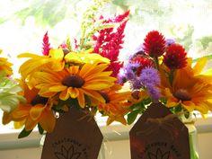 Chautauqua Bend Flowre Farm Bitty bouquet - JRB