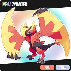 121 Mega Zyracier by zerudez.deviantart.com on @DeviantArt