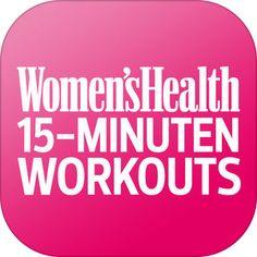 """""""Women's Health 15-Minuten-Workouts"""" von Motorpresse Stuttgart BD"""