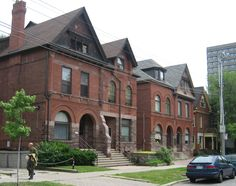 Annex houses - Toronto - Wikipedia, the free encyclopedia