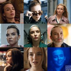 Which Villanelle are you today?