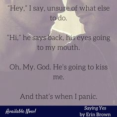 Saying Yes: A Taking Flight Novella is on sale at your fave online bookstore now! <3 #GayYA #romance