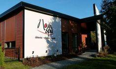 Noah Spa Sauna Hammam, Centre, Garage Doors, Outdoor Decor, Outdoor Pool, Pavilion, Carriage Doors