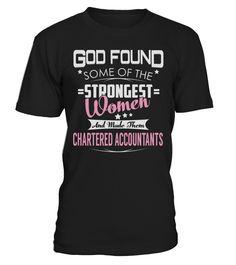Chartered Accountants - Strongest Women