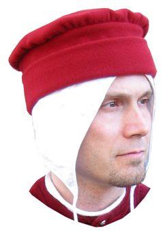 medieval male headwear - Google Search