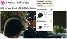 Jason Mitchell (Eazy-E) Cap (New Era) aus dem Film Straight Outta Compton