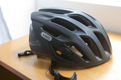 The bicycle helmet, or le casque, in French - a necessary piece of equipment in Paris