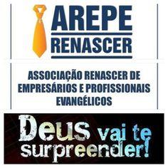 AREPE RENASCER EM CRISTO. UMA IGREJA DE MILAGRES.