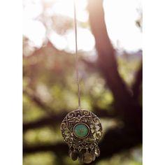 || Colar Medalhão ||  #delicat #instafashion #boho